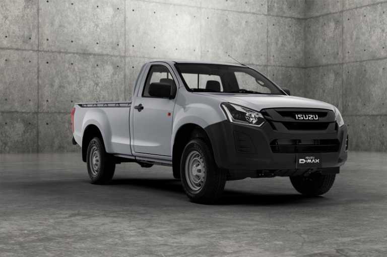 Isuzu D-max single cab  - pickup varebil